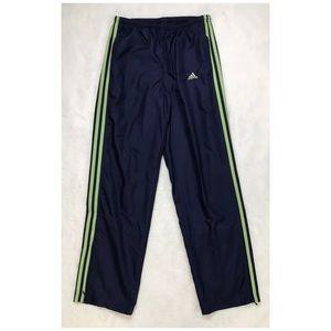 ADIDAS Blue Green Athletic Pants